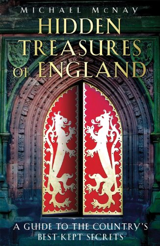 9781905211845: Hidden Treasures of England: A Guide to the Country's Best-kept Secrets
