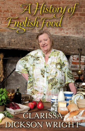 9781905211852: A History of English Food