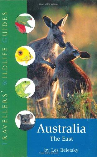 9781905214211: Australia: The East (Travellers' Wildlife Guide)