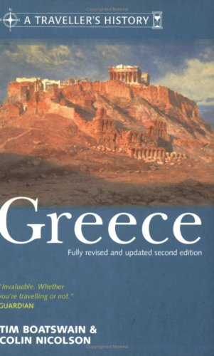 9781905214334: Greece (Traveller's Histories)