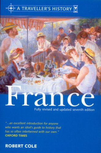 traveller's history of france: Collectif
