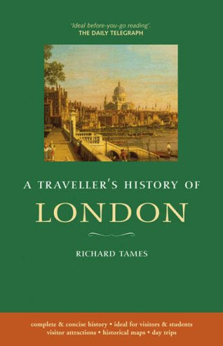 9781905214549: A Traveller's History of London (Traveller's Histories)