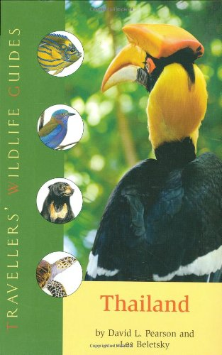 9781905214600: Traveller's Wildlife Guide to Thailand: A Traveller's Wildlife Guide