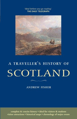 9781905214686: A Traveller's History of Scotland