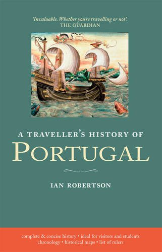 9781905214716: Traveller's History of Portugal