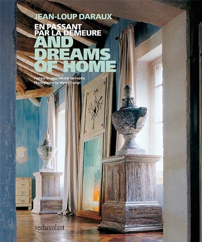 And Dreams of Home (Hardcover): Jean-Loup Daraux