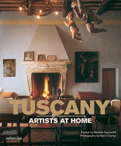 Tuscany Artists at Home: Sgaravatti, Mariella