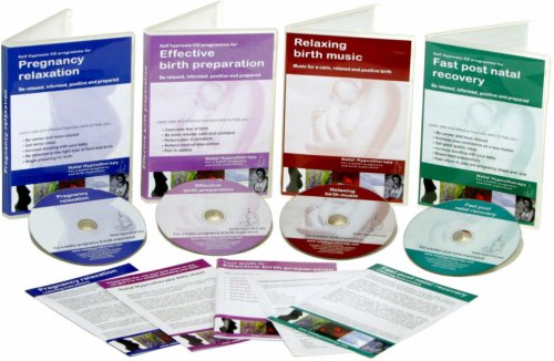 9781905220106: Natal Hypnotherapy Programme (Home Birth): A Self Hypnosis CD Programme for a Better Pregnancy and Birth Experience