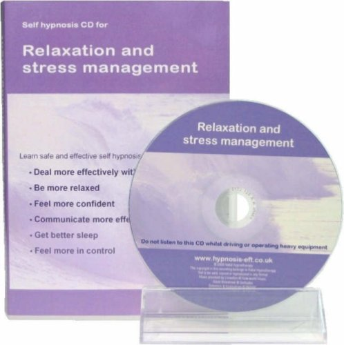 9781905220175: Relaxation and Stress Management: Self Hypnosis: A Self Hypnosis CD