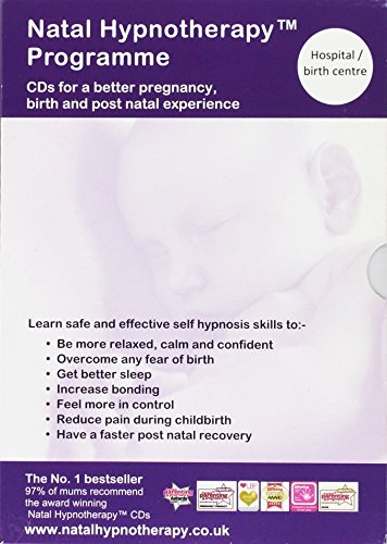 9781905220533: Natal Hypnotherapy Programme (for Hospital or Birth Centre): A Self Hypnosis CD Programme for a Better Pregnancy and Birth Experience