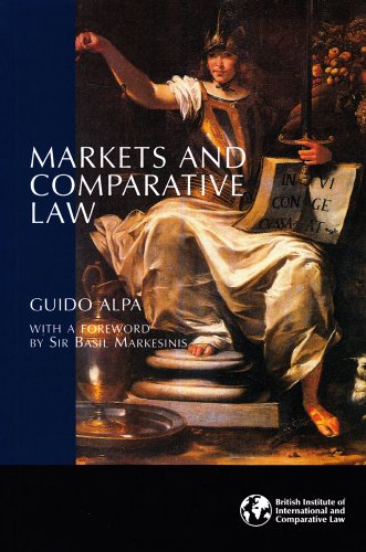 9781905221462: Markets and Comparative Law