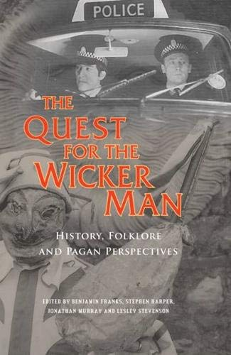 The Quest for the Wicker Man: Historical,: Lesley Stevenson, Murray,