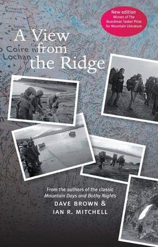 9781905222452: A View from the Ridge: Mountaineering Anecdotes from Scotland and America