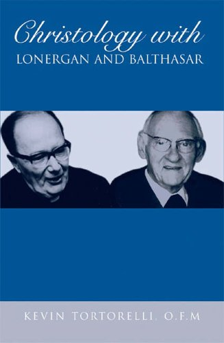 9781905226139: Christology with Lonergan and Balthasar