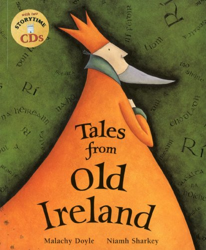 9781905236039: Tales from Old Ireland (Book & CD)