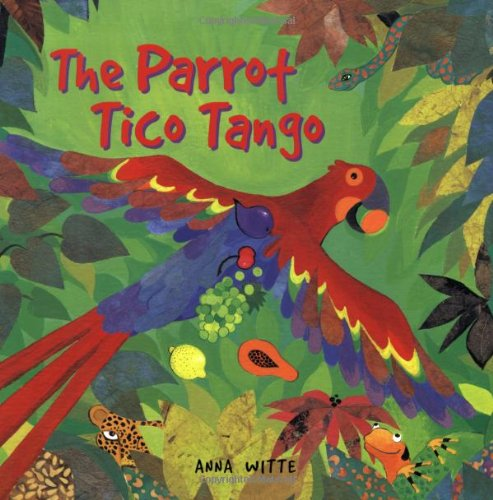 The Parrot Tico Tango: Anna Witte