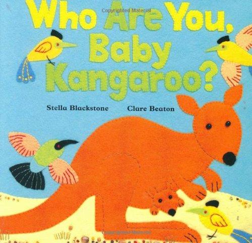 9781905236190: Who Are You, Baby Kangaroo?