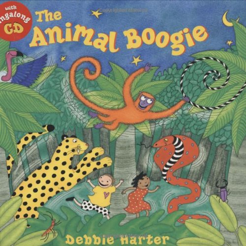 9781905236220: The Animal Boogie Sing Along with Fred Penner (Book & CD)