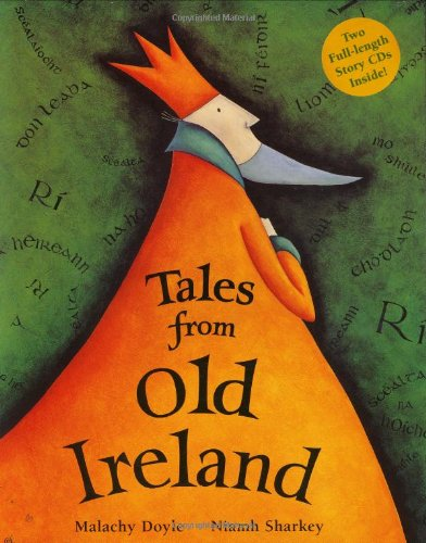 9781905236329: Tales from Old Ireland PB w CD