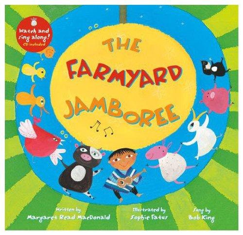 9781905236510: The Farmyard Jamboree (Book & CD)