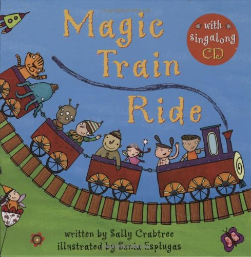 9781905236527: Magic Train Ride (Book & CD)