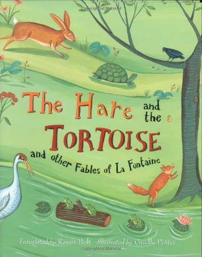 The Hare and the Tortoise and other: Jean de La