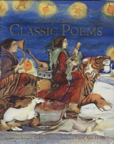 9781905236565: The Barefoot Book of Classic Poems