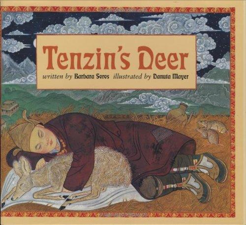 9781905236572: Tenzin's Deer