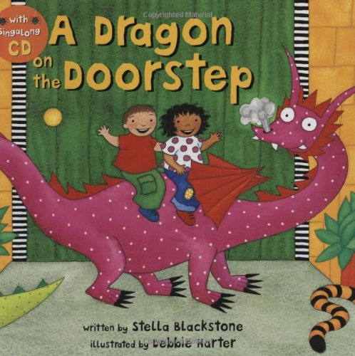 9781905236664: A Dragon on the Doorstep PB w CD (Sing Along With Fred Penner)