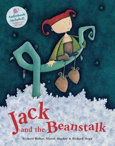 9781905236695: Jack and the Beanstalk PB w CD