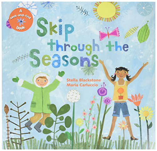 9781905236718: Skip Through the Seasons (Large Format) (Seek-And-Find Books)