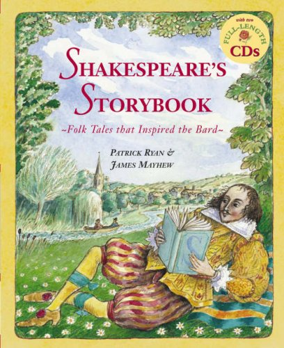 9781905236855: Shakespeare's Storybook (Book & CD)