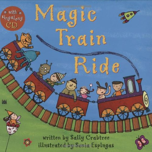 9781905236916: Magic Train Ride PB w CD (Barefoot Singalongs)