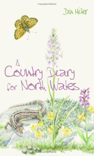 9781905237357: A Country Diary for North Wales