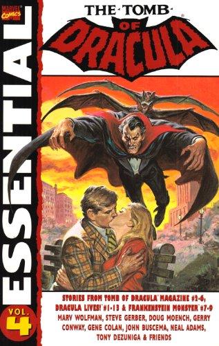 9781905239207: Essential Tomb of Dracula: v. 4