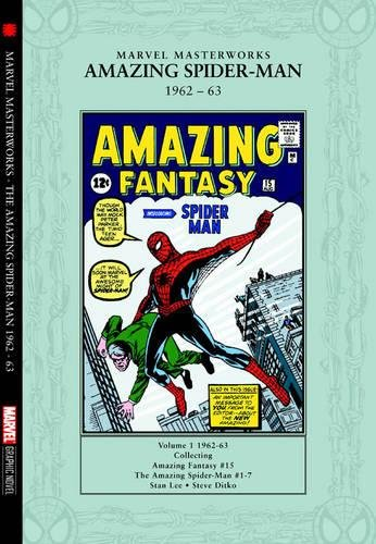 9781905239214: Marvel Masterworks: Amazing Spider-Man 1962-63