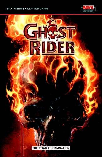 9781905239269: Road to Damnation: Nos. 1-16 (Ghost Rider)