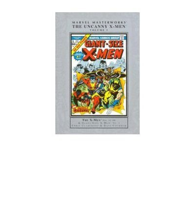 9781905239283: X-men, 1975-76: Giant size X-men No. 1 (Marvel Masterworks)