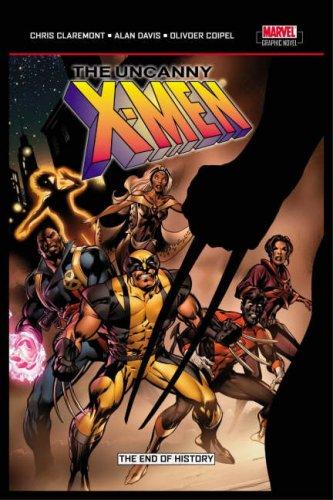 The Uncanny X-Men: v. 1: Alan Davis: Chris Claremont