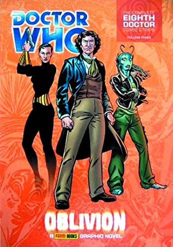 """Doctor Who"""" (Complete Eighth Doctor Comic Strips): Gray, Scott; Geraghty,"""