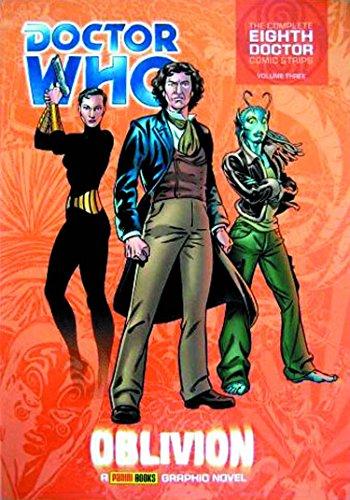 9781905239450: Doctor Who: Oblivion: Oblivion v. 3 (Complete Eighth Doctor Comic Strips)