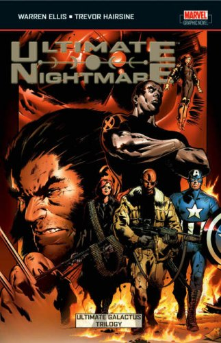 9781905239559: Ultimate Nightmare: Ultimate Galactus Trilogy