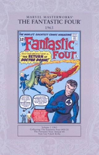 9781905239610: Marvel Masterworks: Fantastic Four 1963 v. 2 (Vol. 2)