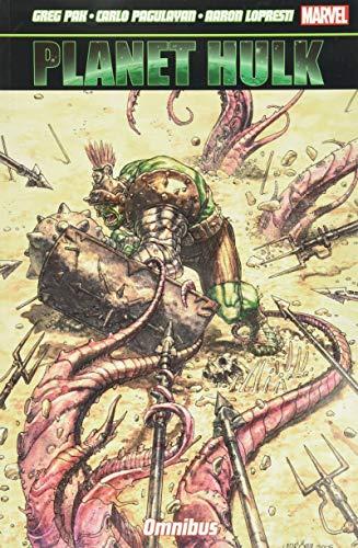 Planet Hulk Omnibus: Greg Pak