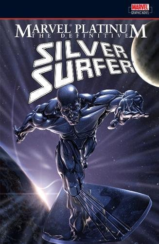 9781905239672: The Definitive Silver Surfer (Marvel Platinum)