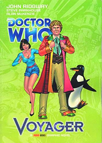9781905239719: Doctor Who - Voyager (Complete Sixth Doctor Comic Strips Vol. 1)