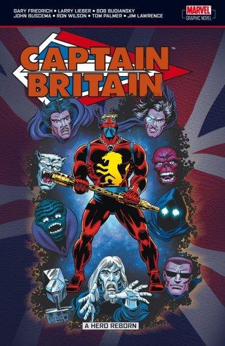 9781905239726: CAPTAIN BRITAIN VOL.2: HERO REBORN