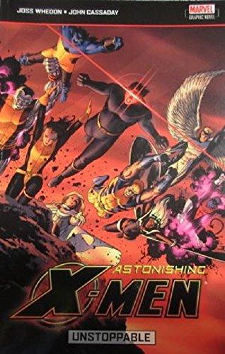 9781905239795: Astonishing X-Men: Unstoppable v. 4