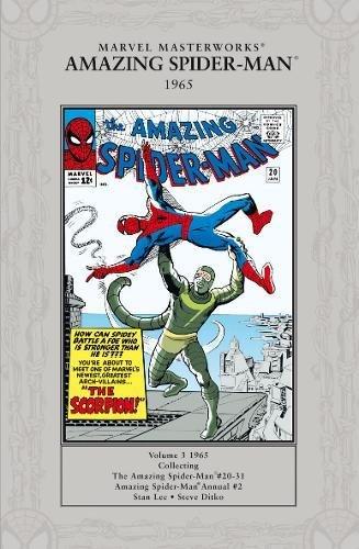 Amazing Spider-Man 1965 (Marvel Masterworks): Lee, Stan