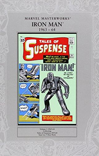 9781905239863: Marvel Masterworks Iron Man 1963-64